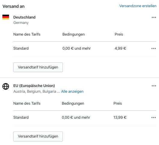 Versandarten3_Ländertarif